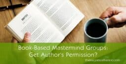 Book-based mastermind group permission