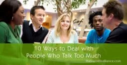 Mastermind group people who talk too much
