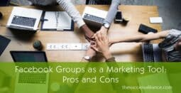 Is a facebook group a good marketing tool
