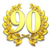 Number 90 in Laurel Leaves
