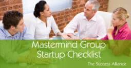 Mastermind Group Start Checklist