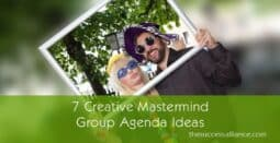Mastermind Group Agenda Ideas
