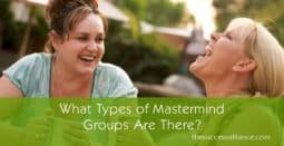 Types of mastermind groups